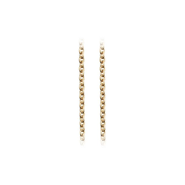 Ole Lynggaard 45cm 18 kt guld kæde - C2017-402