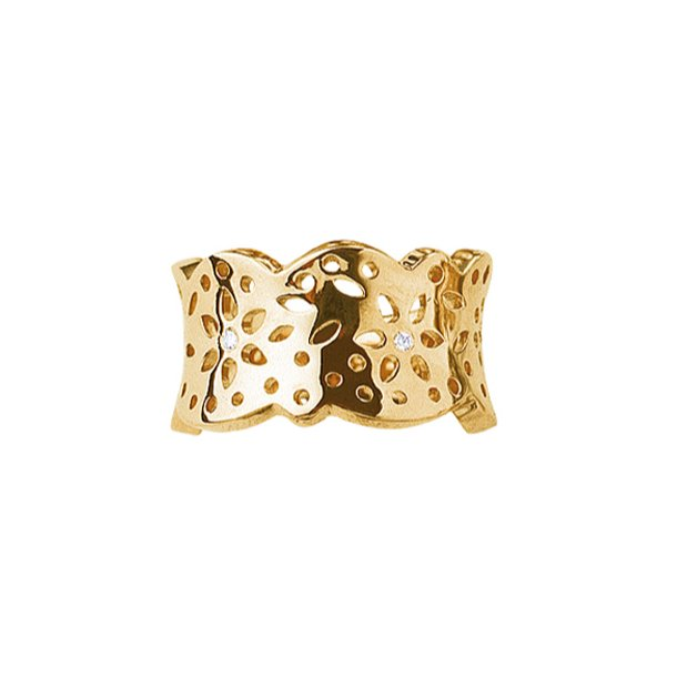 Ole Lynggaard 18 kt. Lace ring  - A1761-402