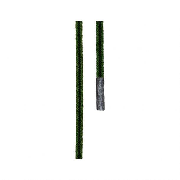 Ole Lynggaard Dobbelt design snor, grøn - A1907-312
