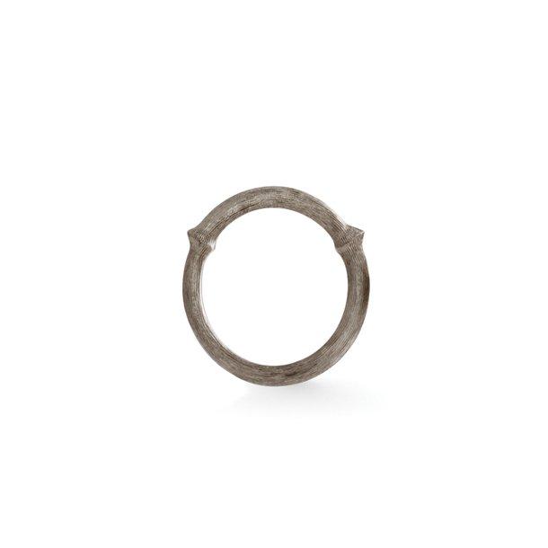 Ole Lynggaard Nature ring 3 hvidguld - A2682-502