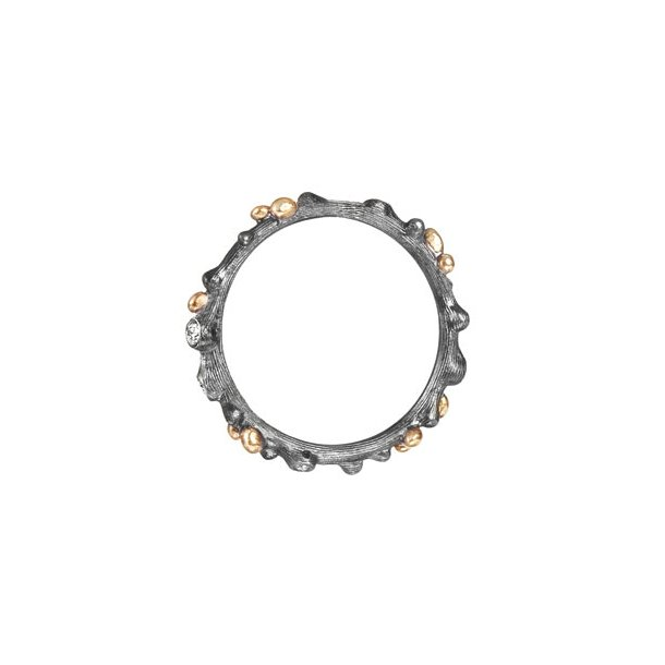 Ole Lynggaard Nature Ring med brillanter - A2691-301
