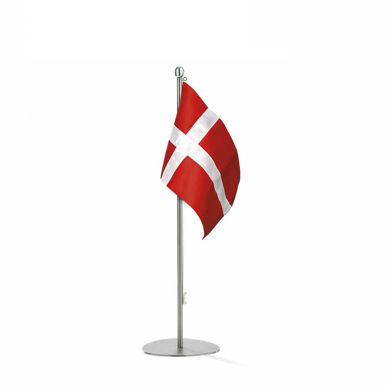 Piet Hein Flagstang - 35 cm. Fødselsdagsflag fra Piet Hein - 10091