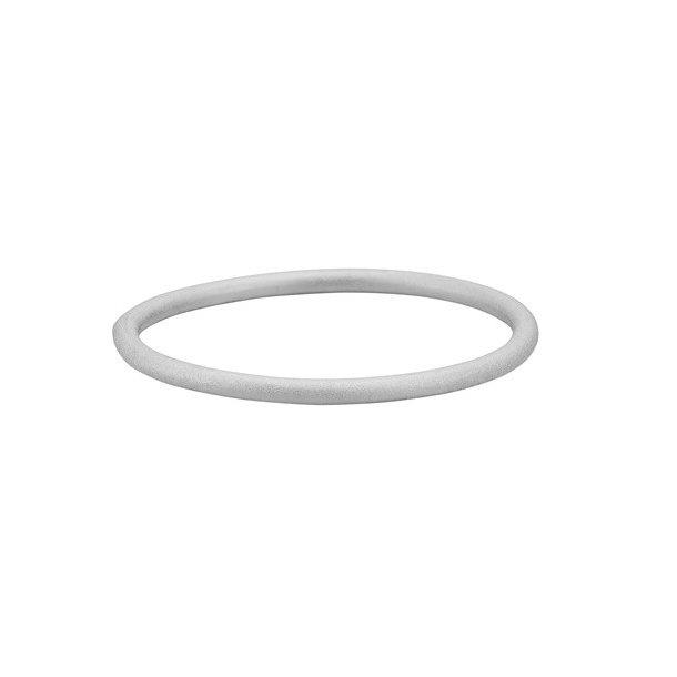 Enamel sølv ring Simple - R7S
