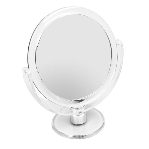 Makeup spejl med forstørrelse