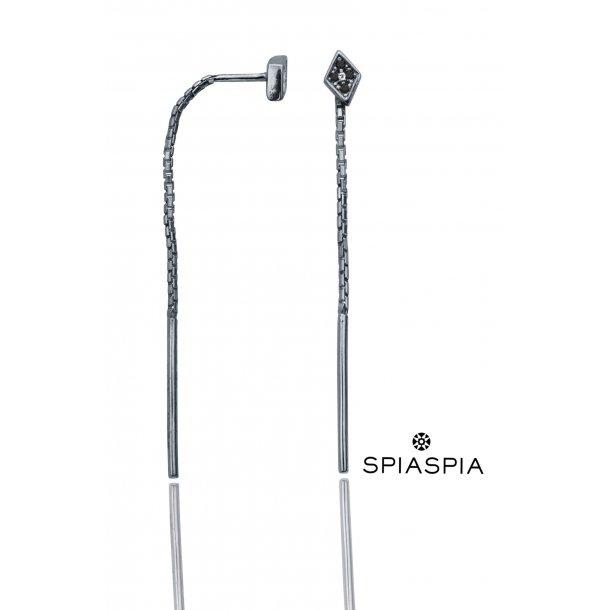 Spiaspia RHOMB øreringe - EAH-14020038-22