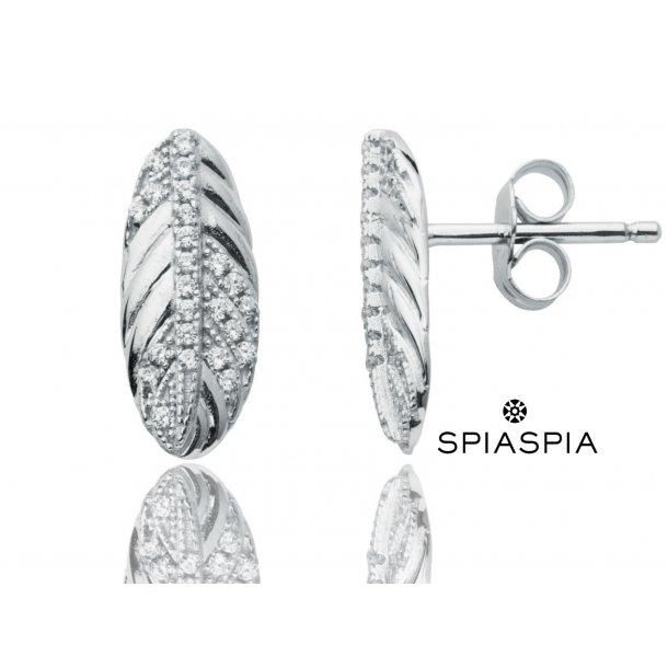 Spiaspia LEAF ørestikker - EAS-14020001-10