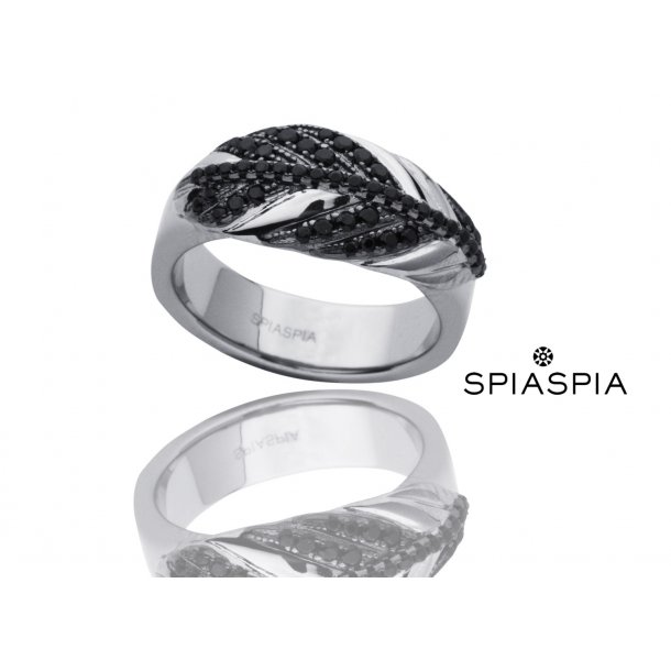 Spiaspia LEAF ring - RIX-14020088-22