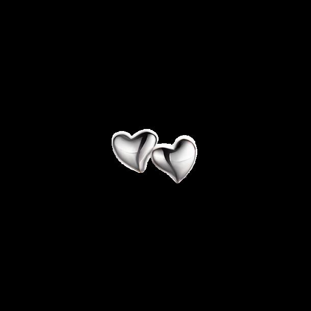 Spirit Icons winter heart ørestikker - 40001