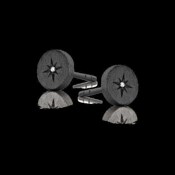 Spirit Icons north star ørestikker - 40113