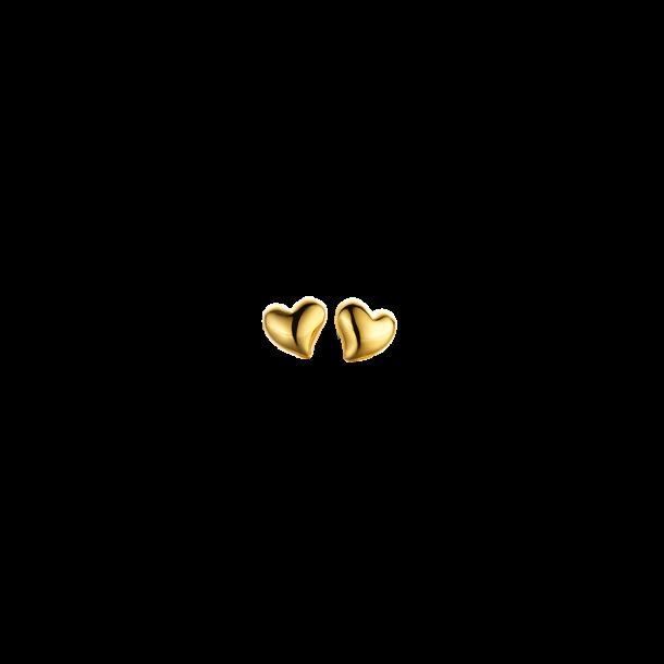 Spirit Icons summer heart ørestikker - 4102
