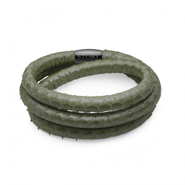 STORY læderarmbånd - 1004869