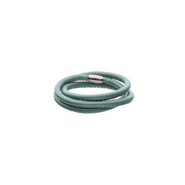 STORY armbånd - mintgrøn lam - 1004876