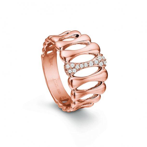 STORY Sølv ring - 2905430