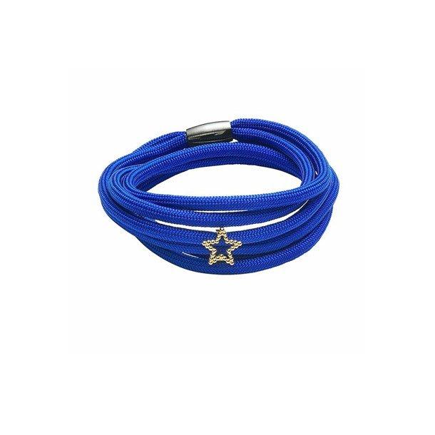 story armbånd koboltblå incl charms hot sommer 13 - 5004180