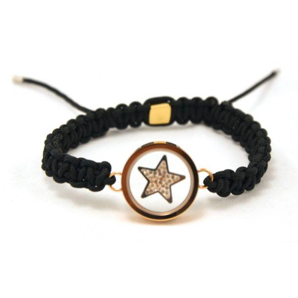 Støvring Stjerne med Silkearmbånd - 45233006