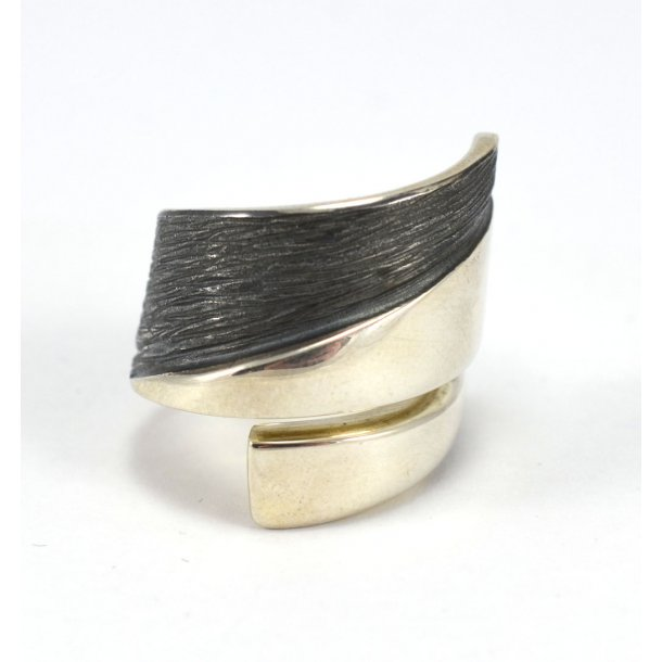TOFTEGAARD Ribbon ring - R725