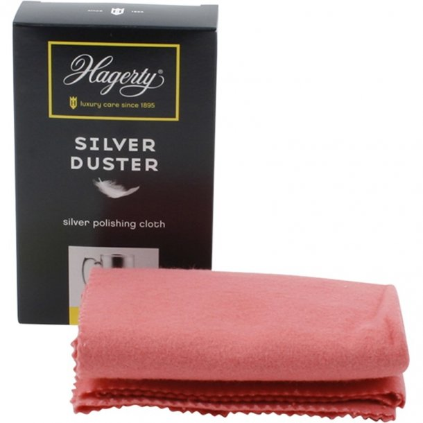 Hagerty SILVER DUSTER  55x35 cm - 02250130000